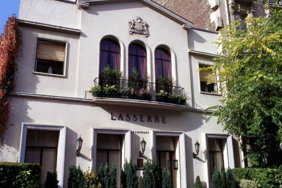 Restaurant Lasserre - Façade 2
