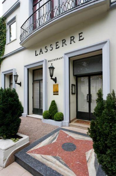Restaurant Lasserre - Entrée