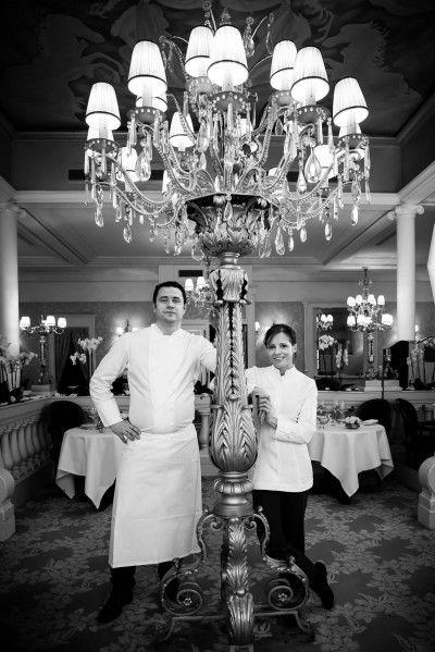 Restaurant Lasserre - Le Chef