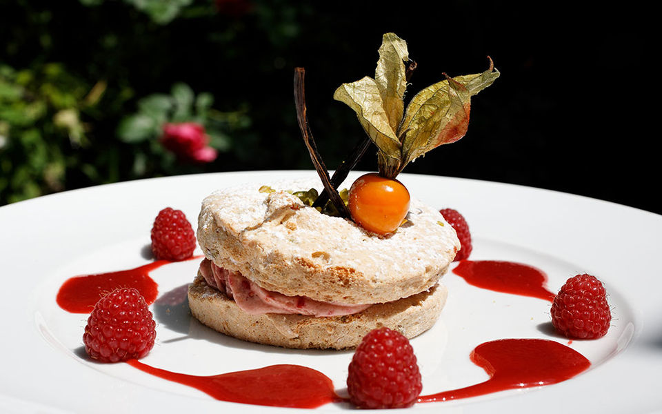 Cazaudehore La Forestière - Dessert