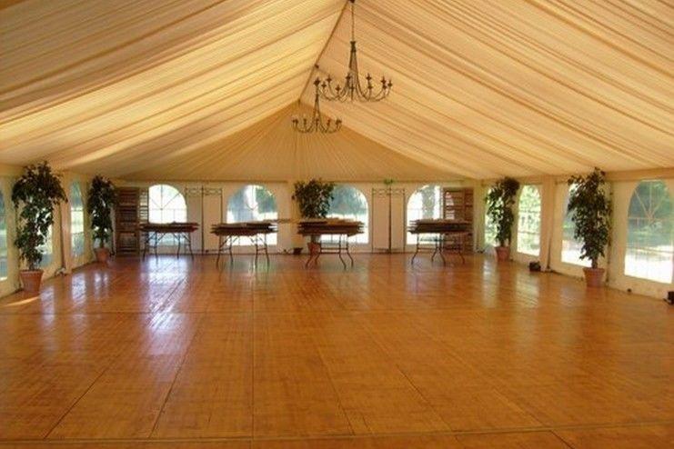 Manoir des Foulons - Grande Tente 8