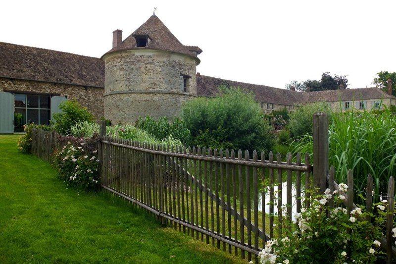 Domaine de Mauvoisin - Jardin 3