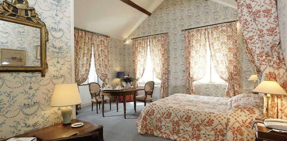 Hotellerie du Bas Bréau - chambre 2