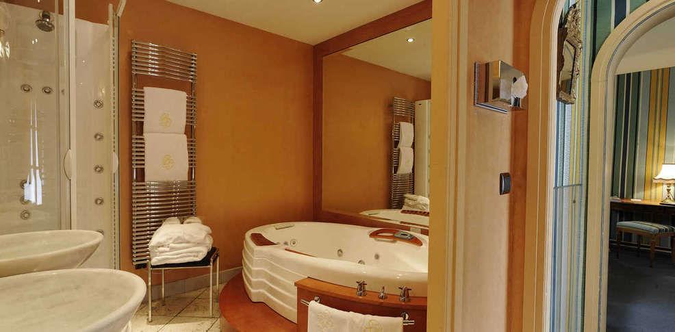 Hotellerie du Bas Bréau - Suite