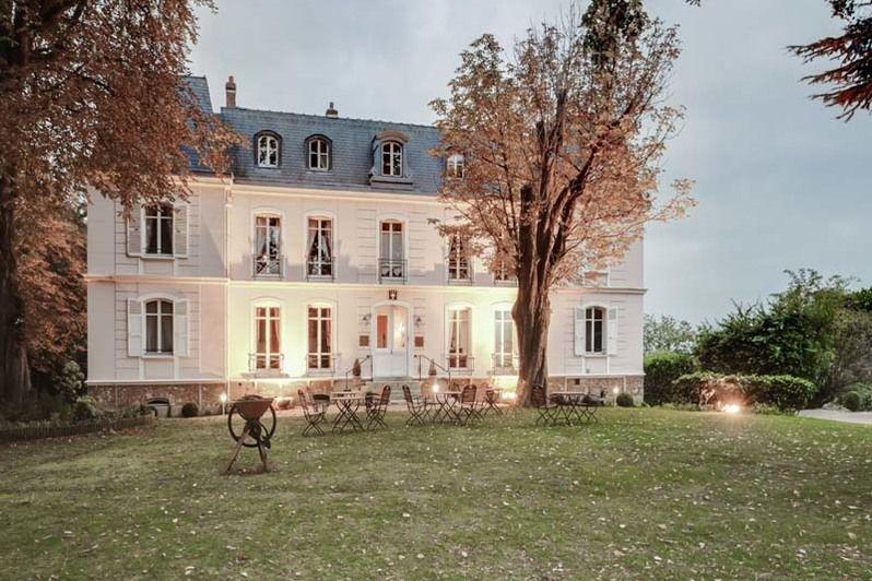 Domaine du Verbois - Façade