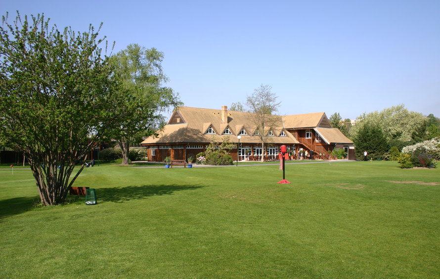 Golf de lÎle Fleurie - Club House 6