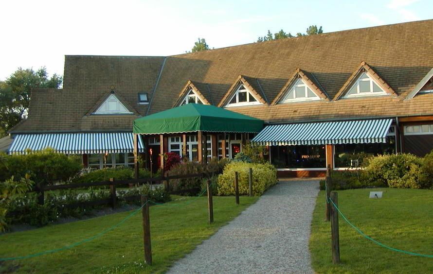 Golf de lÎle Fleurie - Club House 2