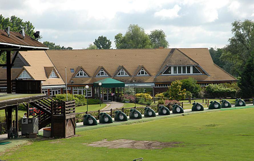 Golf de lÎle Fleurie - Club House 5