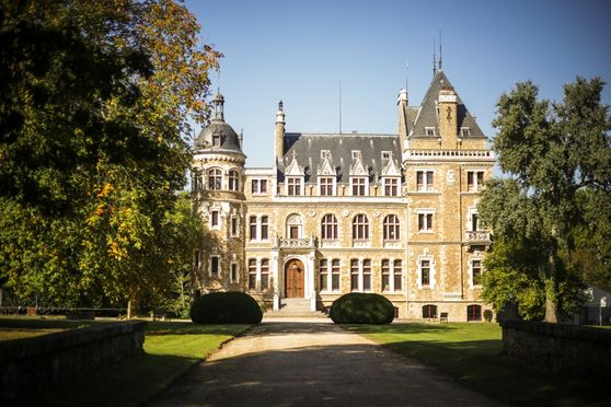 Salle séminaire  - Château de Méridon