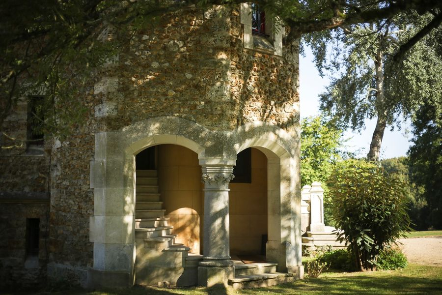 Château de Méridon - Le Château 3