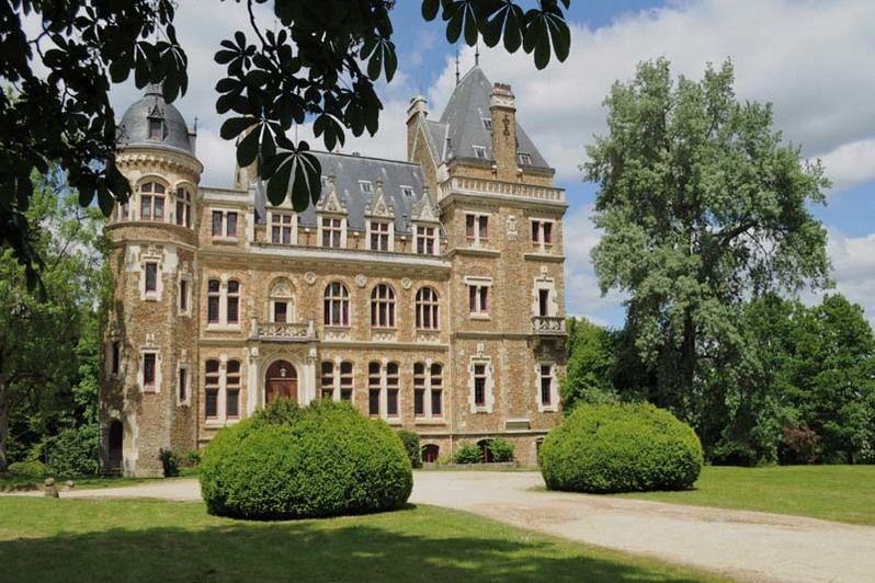 Château de Méridon - Le Château 8