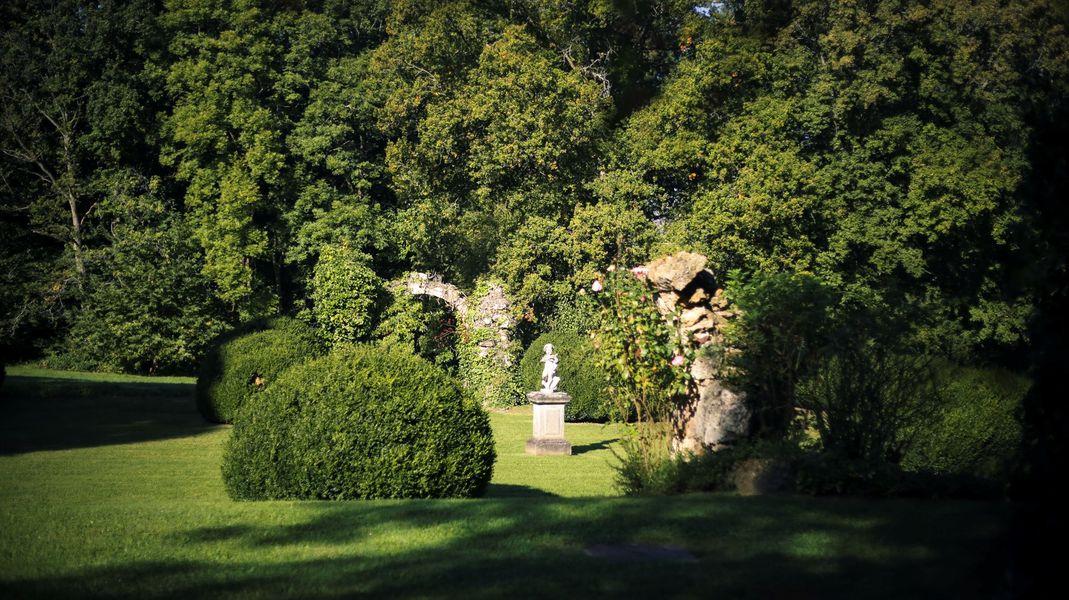 Château de Méridon - Parc 1