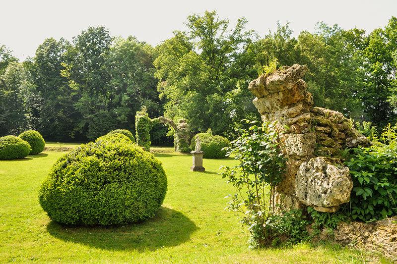 Château de Méridon - Parc 10