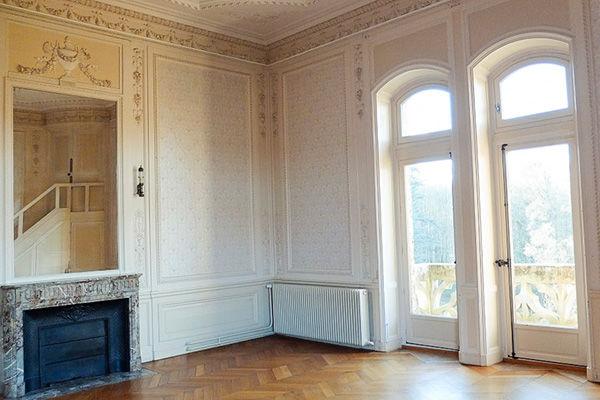 Château de Méridon - Salon Blanc 2