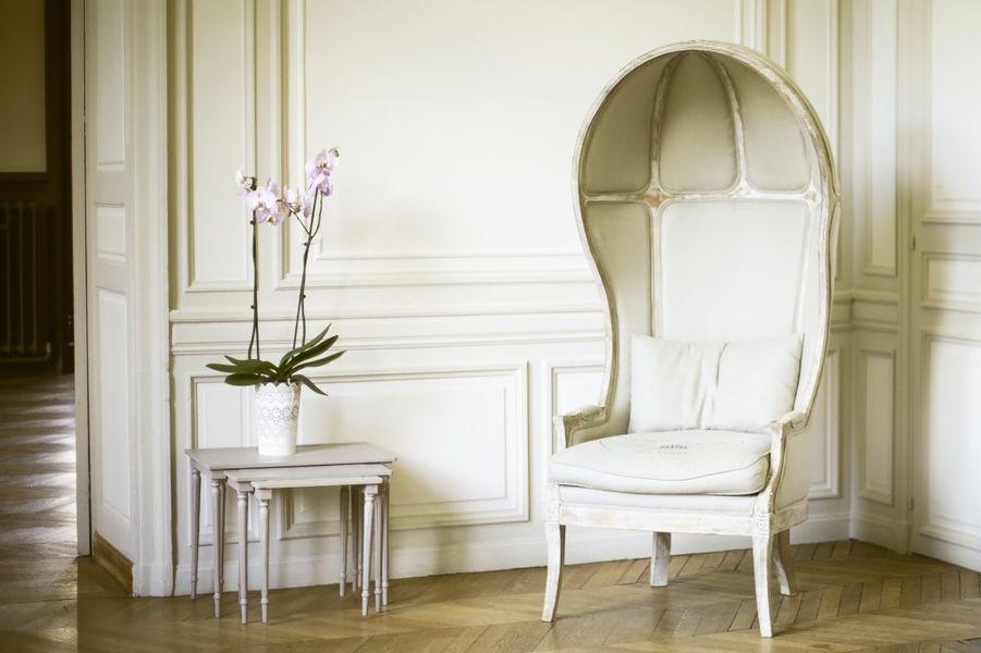 Château de Méridon - Salon Gris 1