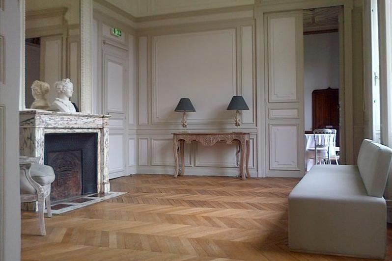 Château de Méridon - Salon Gris 2