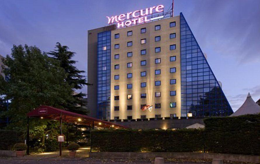 Mercure Porte de Pantin - Extérieur 2