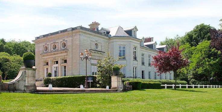 Salle séminaire  - Château des Maffliers