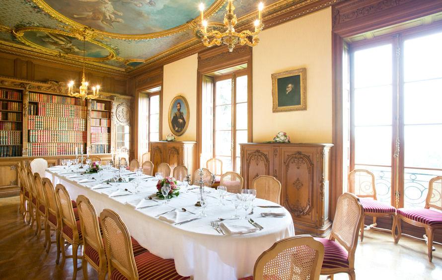 Château des Maffliers - Salle de réception