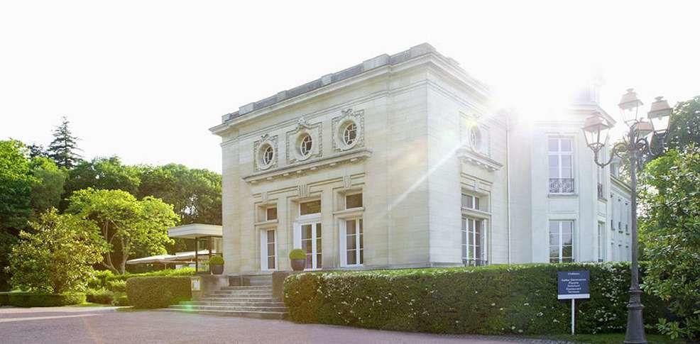 Château des Maffliers - Entrée
