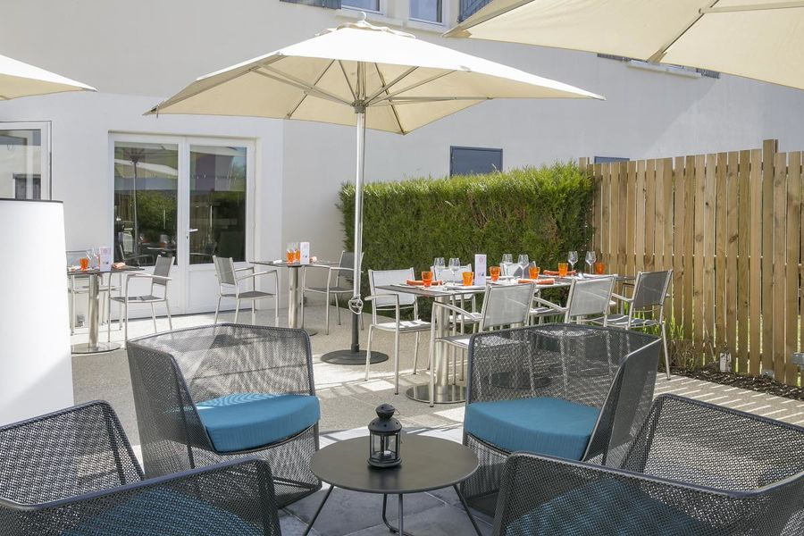 Best Western The Wish Versailles - Terrasse 2