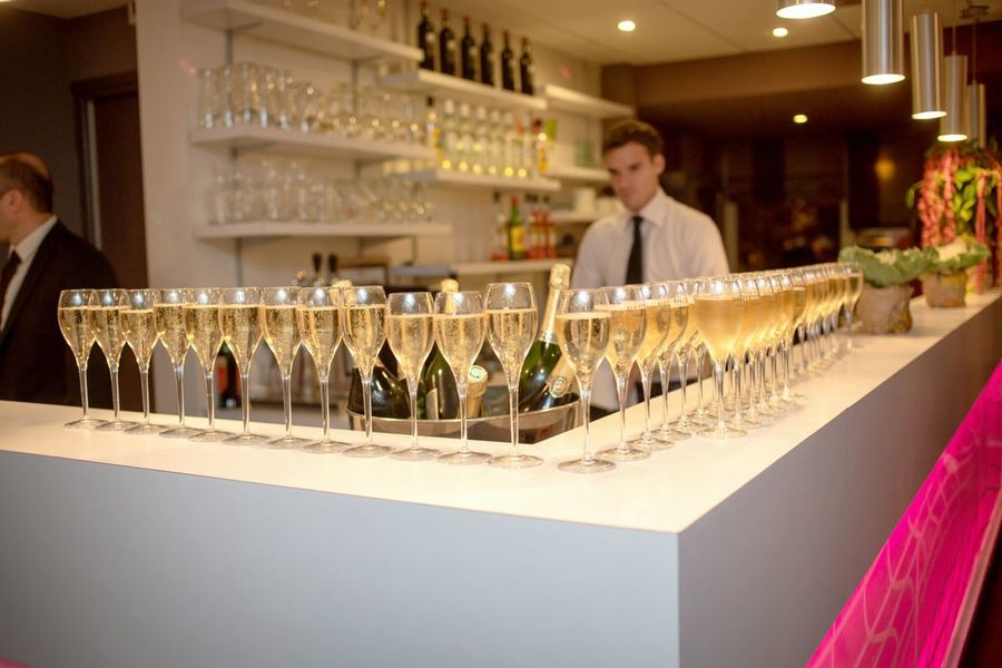 Best Western The Wish Versailles - Bar à champagne