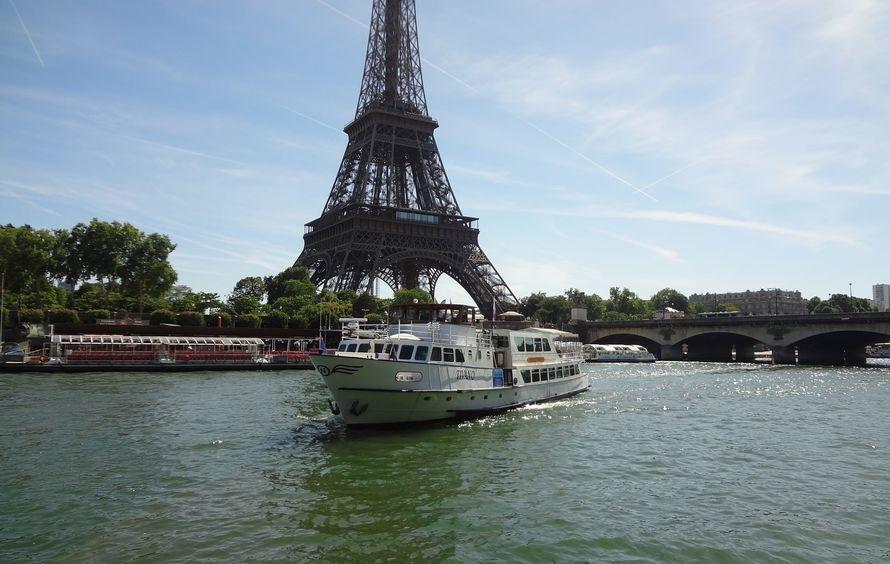 Le Tivano - Tour Eiffel