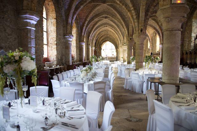 Abbaye de Cernay - Salle des Moines 2