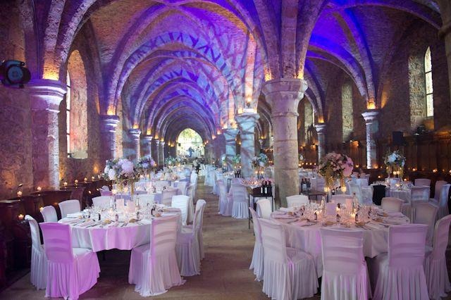 Abbaye de Cernay - Salle des Moines 3