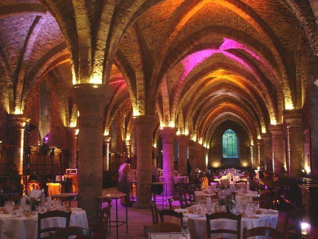 Abbaye de Cernay - Salle des Moines 1
