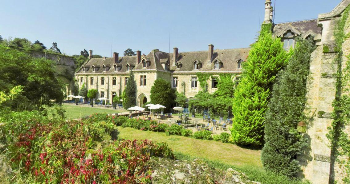 Abbaye de Cernay - L'Abbaye 2