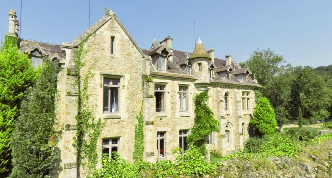 Abbaye de Cernay - L'Abbaye 3