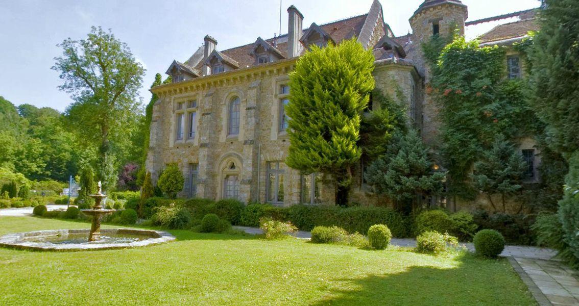 Abbaye de Cernay - L'Abbaye