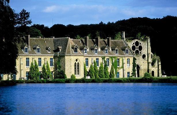 Abbaye de Cernay - L'Abbaye 4