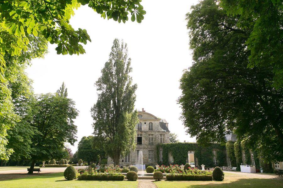Château de Nandy - Le Château