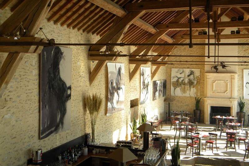 Grange de Bory - Salle Principale 3