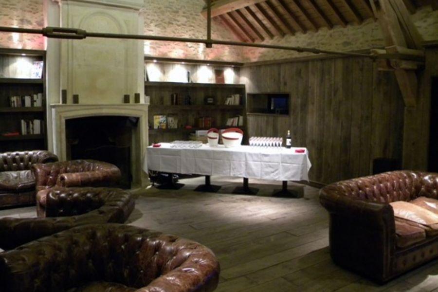 Grange de Bory - Mezzanine 2