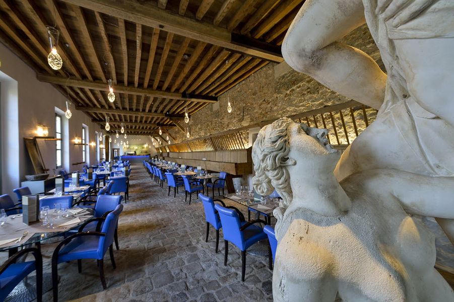 Restaurant La Petite Venise - Salle du Restaurant 10