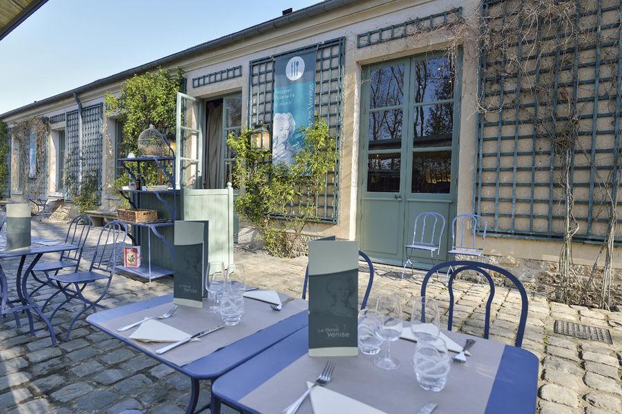 Restaurant La Petite Venise - Terrasse