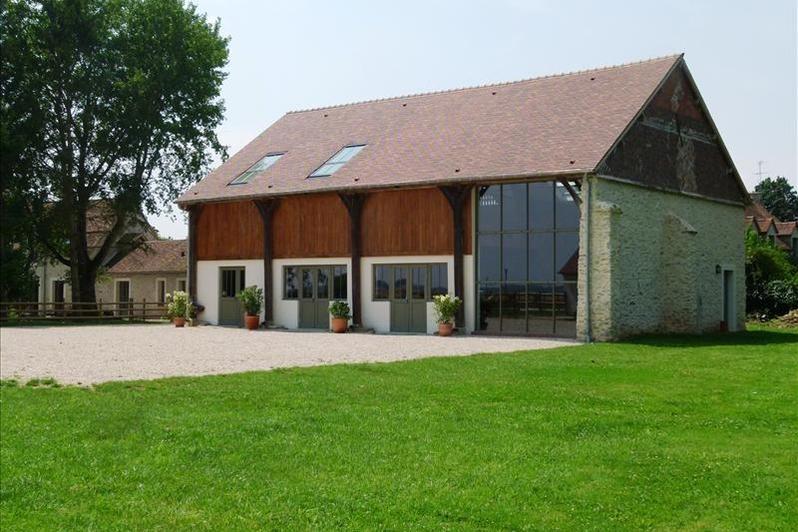 Ferme du Genièvre - La Salle de Réception