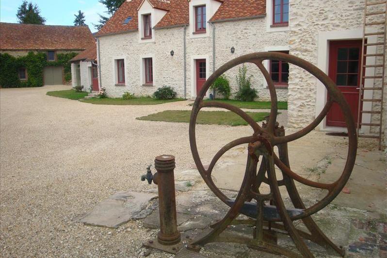 Ferme du Genièvre - Cour intérieure