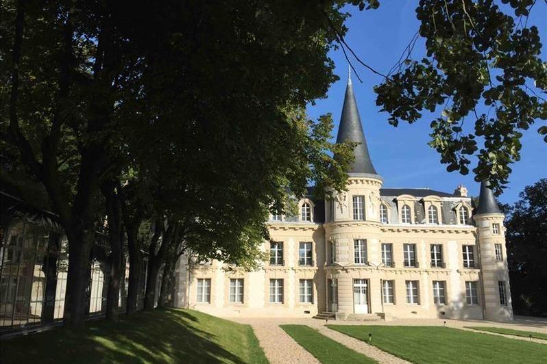 Château d'Hardricourt - Le Château 6