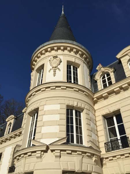 Château d'Hardricourt - Le Château