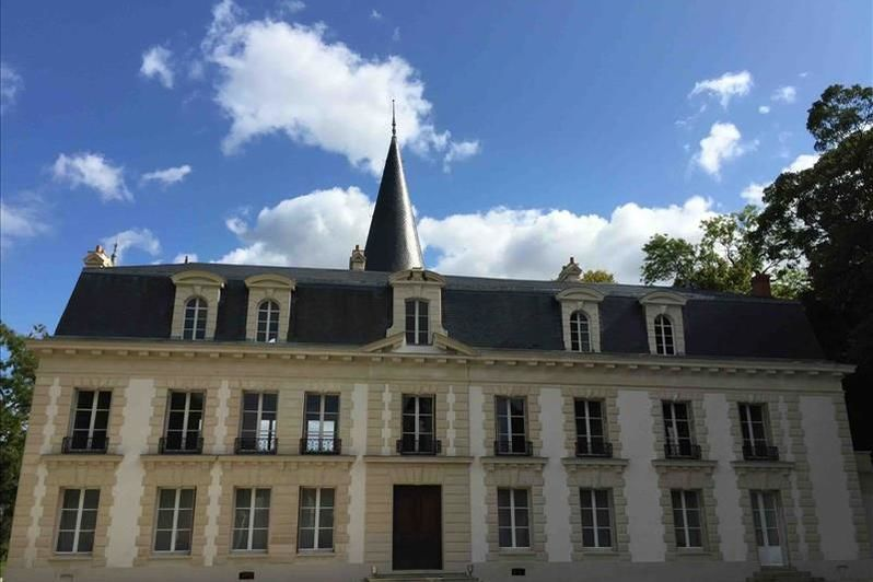 Château d'Hardricourt - Façade arrière du château