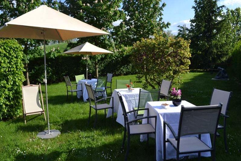 Best Western Plus Maurepas Saint-Quentin - Jardin