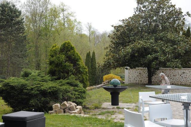 Espace Grange - Jardin