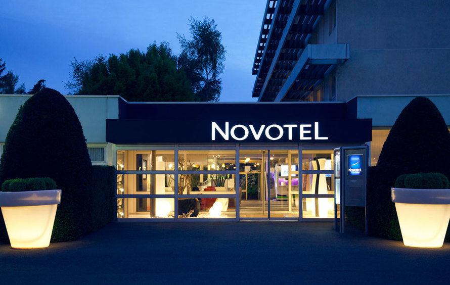 Novotel Poissy Orgeval - Entrée