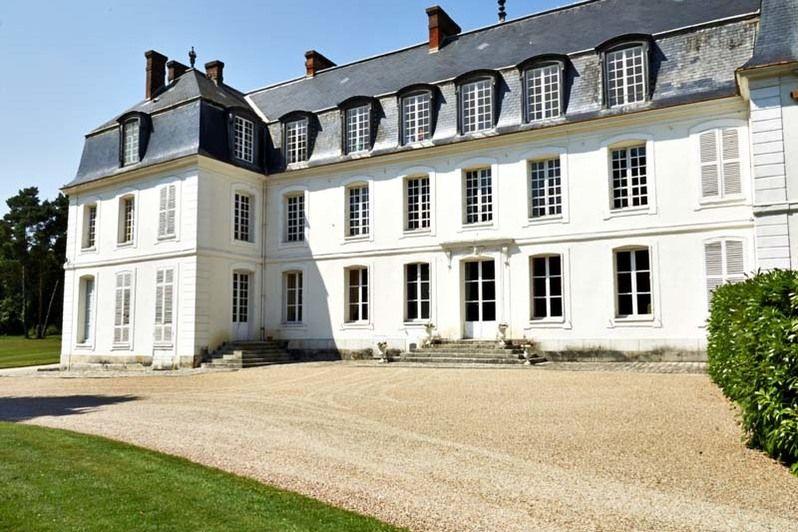 Château de Mauvières - Le Château 1