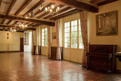 Château de Mauvières - L'Orangerie 2