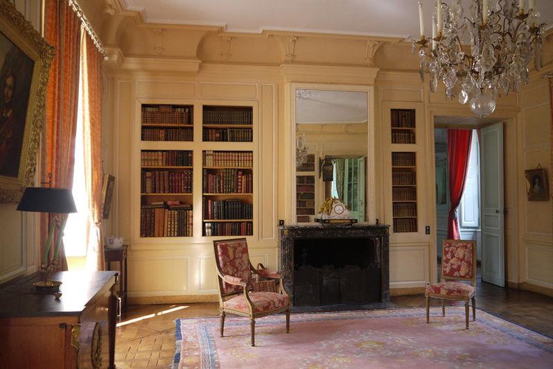 Château de Mauvières - Salon Gérard 1